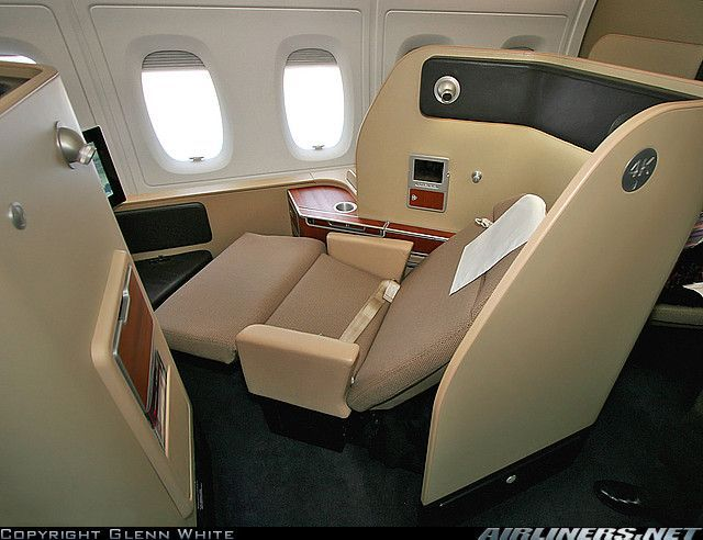 Interieure for Interieur airbus a340 600